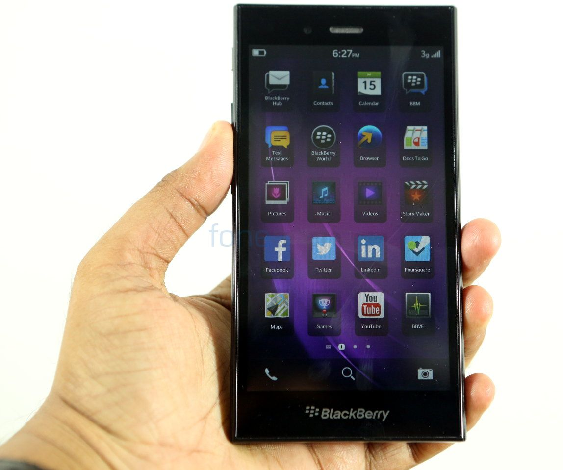 BlackBerry Z3-1