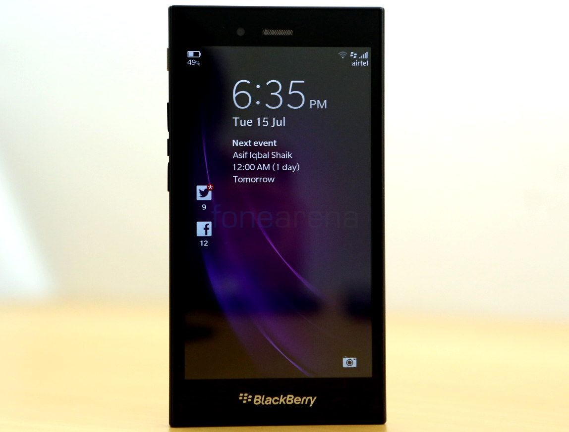 BlackBerry Z3-12