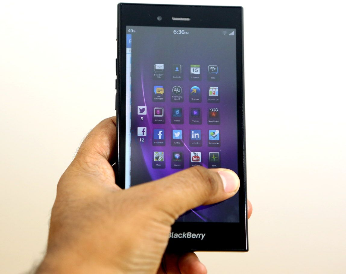 BlackBerry Z3-13