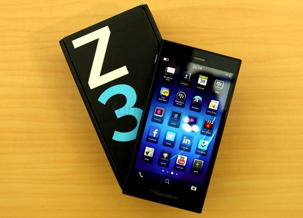 BlackBerry Z3-2