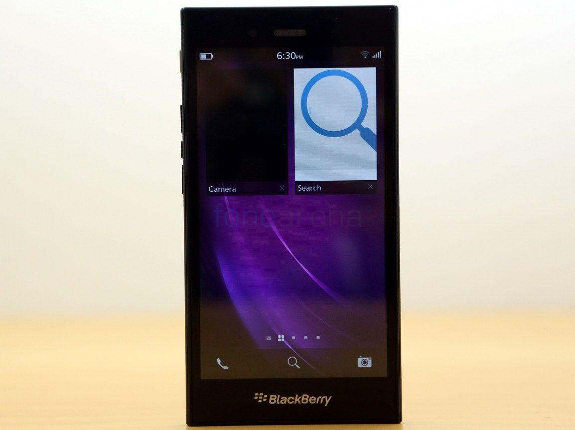BlackBerry Z3-8