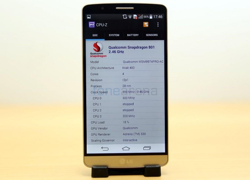 LG G3 Benchmarks