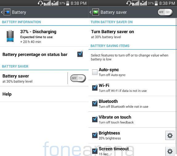 LG L90 Dual Battery