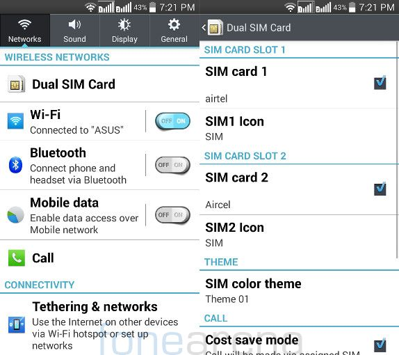 LG L90 Dual - Dual SIM