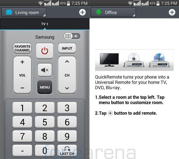 LG L90 Dual Quick Remote