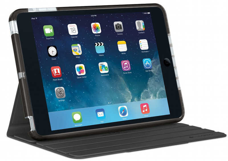 Logitech Launches Big Bang Rugged Case For Ipad Air And