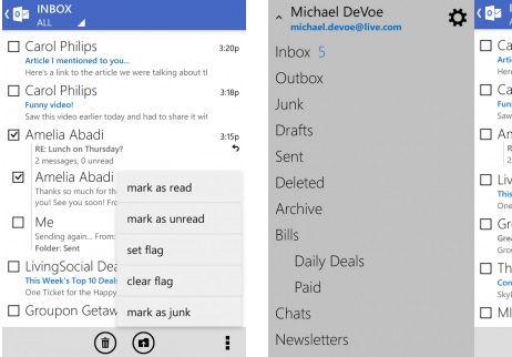 Outlook.com for Android