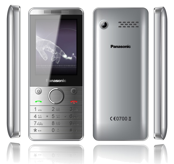 Panasonic GD21 and GD31 feature phones launched in India for