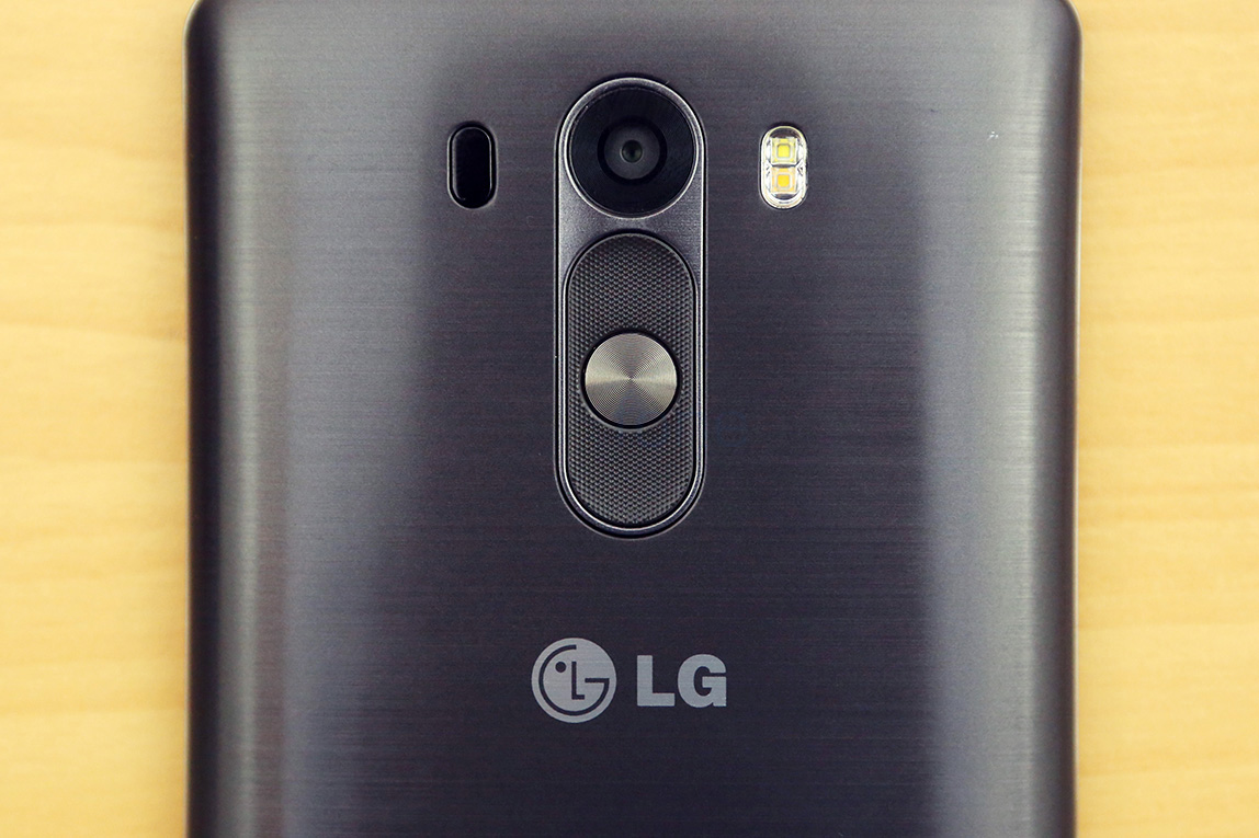 LG G3 Review: Ambitiously Regressive