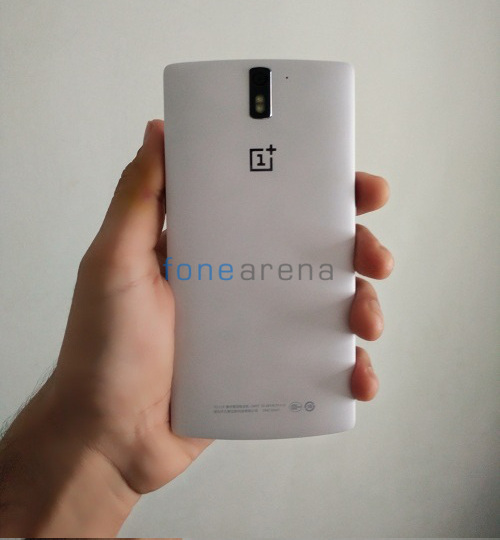 buy online 47baf 46f1e OnePlus One 16GB Silk White variant could launch in India next week