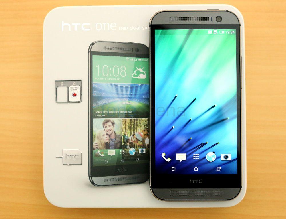HTC One M8 Dual SIM-1