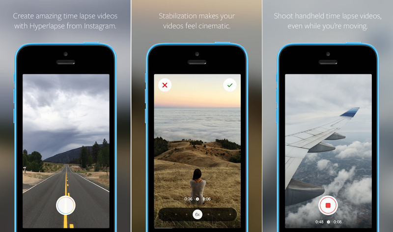 iphone time lapse instagram launches hyperlapse app for iphone and to 12388
