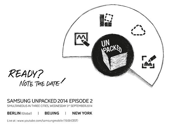 Samsung Unpacked 2014 Episode 2 Galaxy Note 4