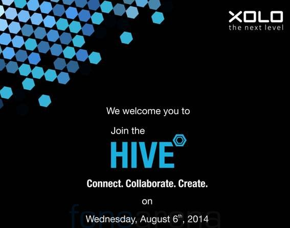 Xolo August 6th event