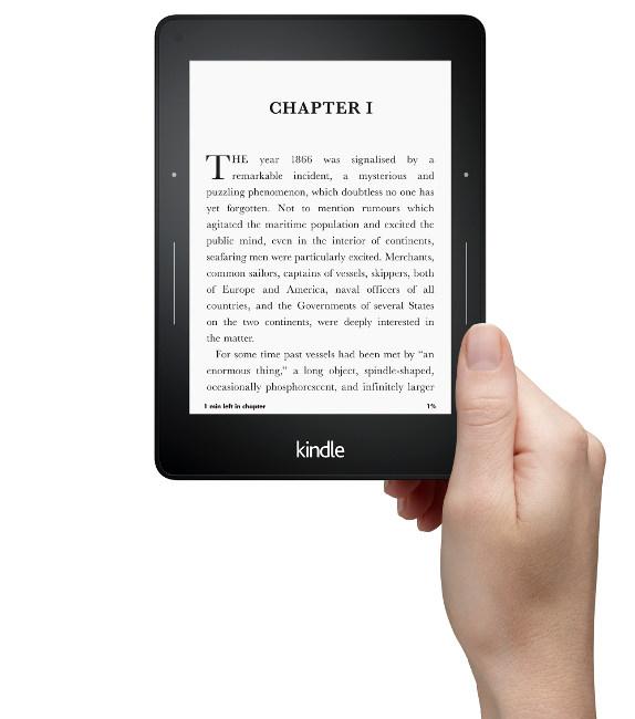 Amazon Kindle Voyage2