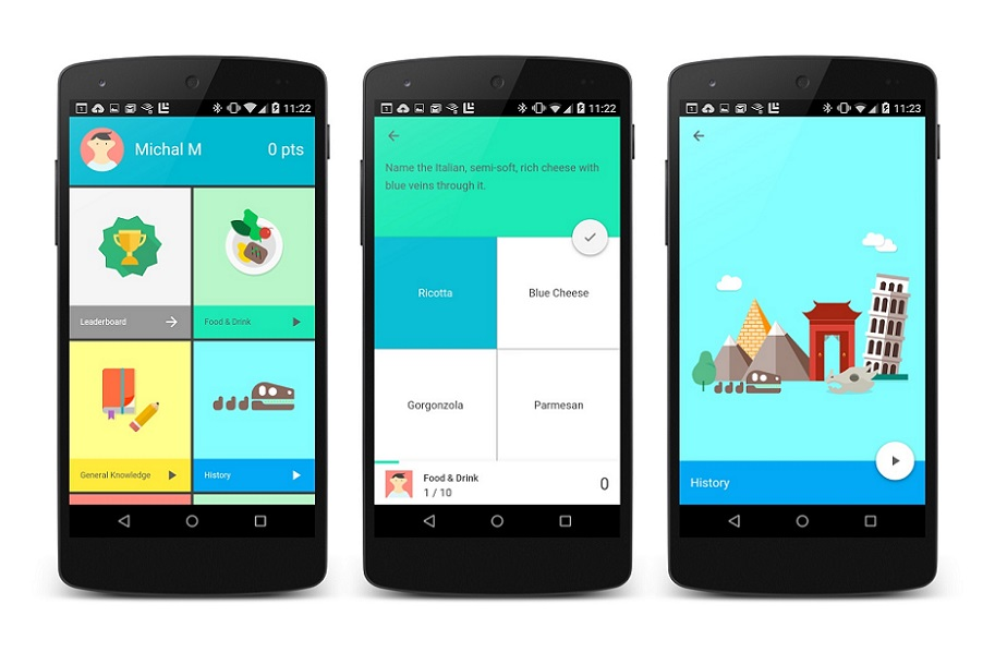 Chrome mobile apps