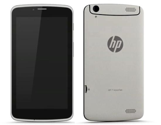 HP 7 VoiceTab