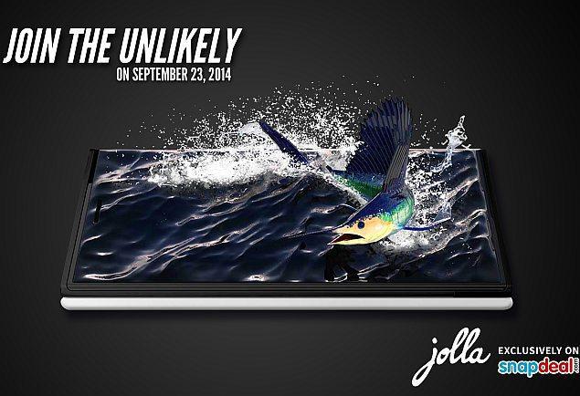 Jolla India launch