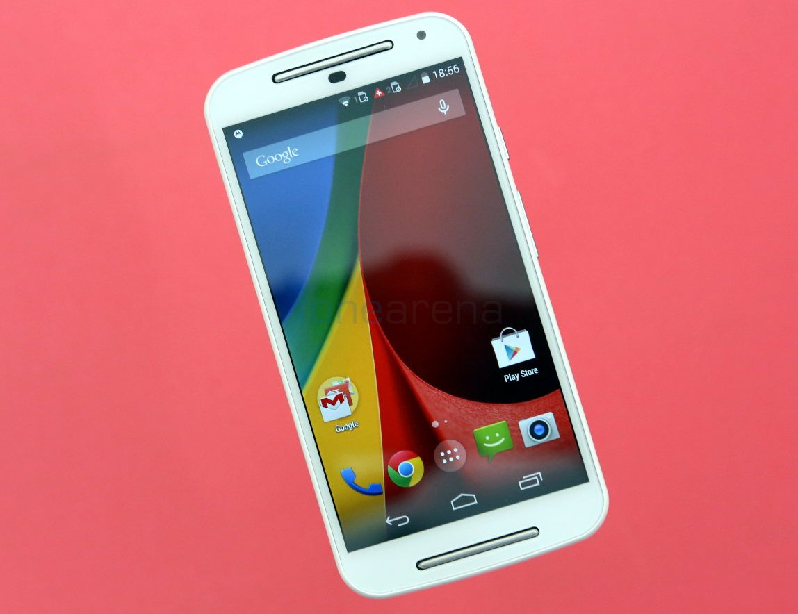 f9ea5ae0d46 Motorola Moto G (2nd Gen) 4G launched in India for Rs. 8999