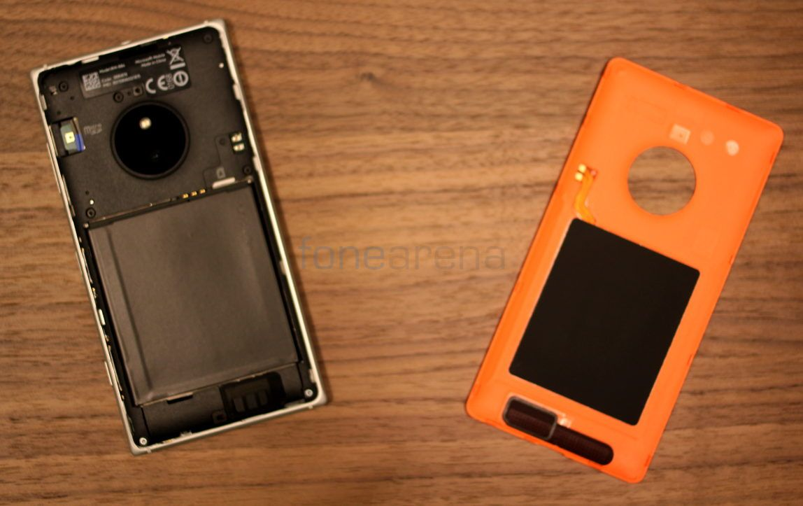 outlet store 724b0 464cf Nokia Lumia 830 Hands On and Photo Gallery