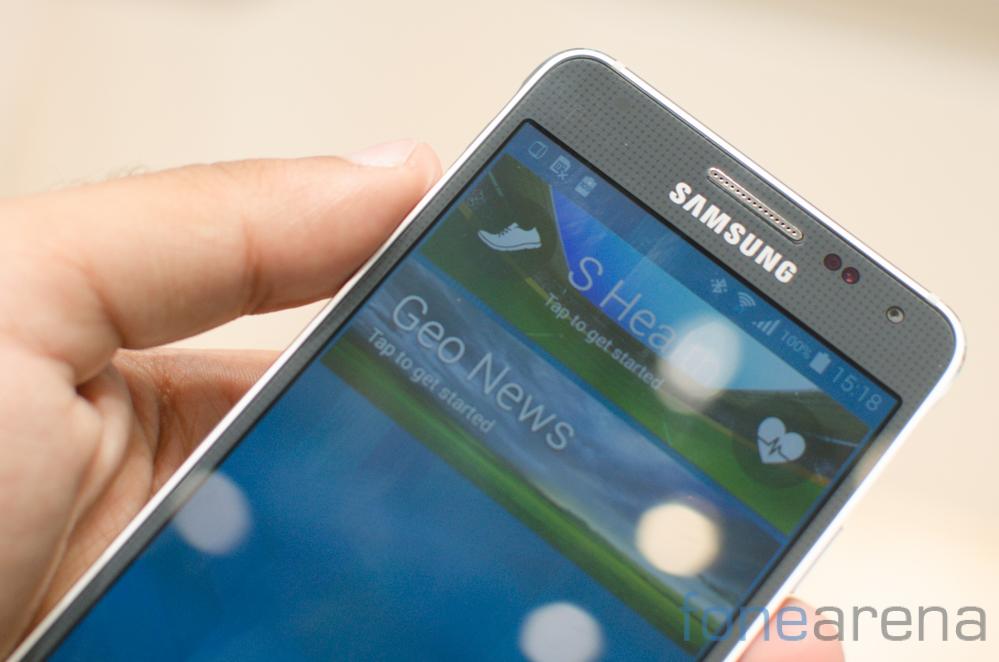 Samsung Galaxy Alpha -2
