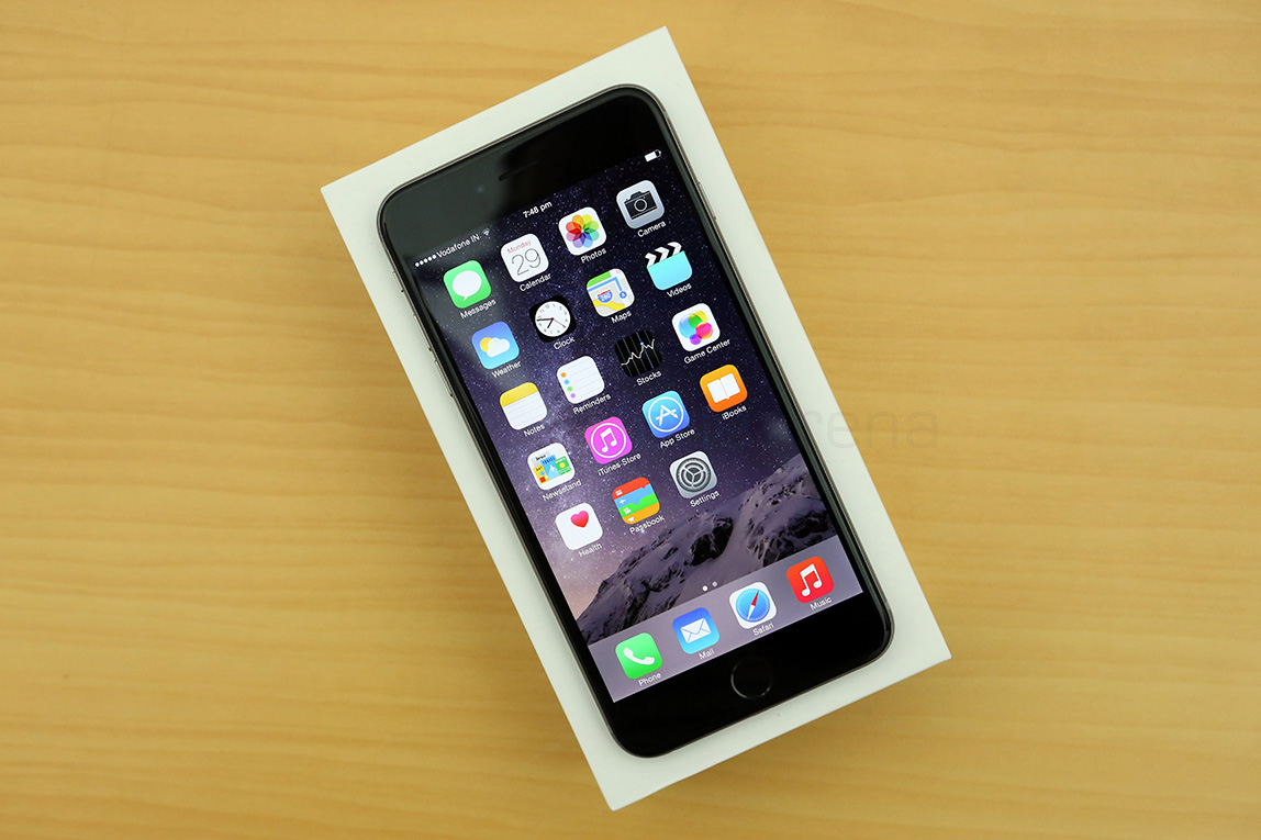 apple iphone 6 plus unboxing and first impressions. Black Bedroom Furniture Sets. Home Design Ideas