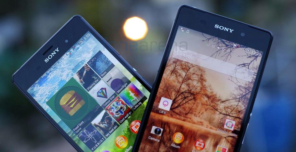 Sony Xperia Z3 vs Xperia Z2 Photo Gallery