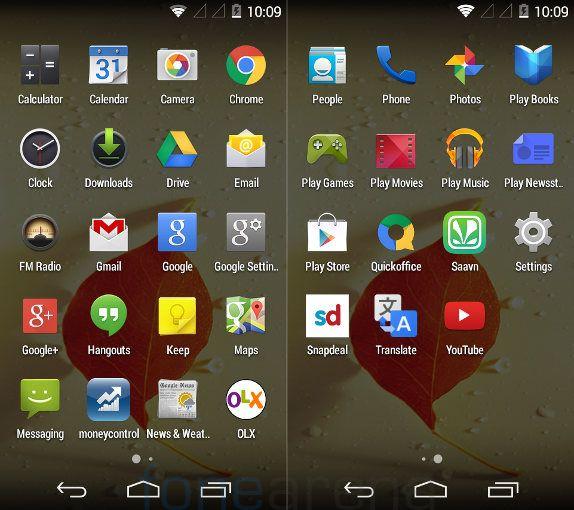 Karbonn Sparkle V Apps