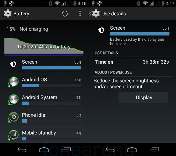 Micromax Canvas A1 Battery