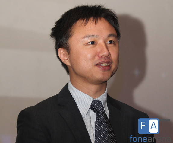 Mr. Peter Chang, Regional Head - South Asia & Country Manager - ASUS India. (2)