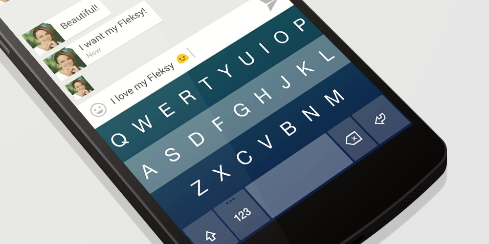 flesky keyboard