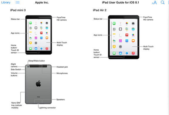 Apple 'accidentally' reveals iPad Air 2 and iPad mini 3 ahead of its official announcement