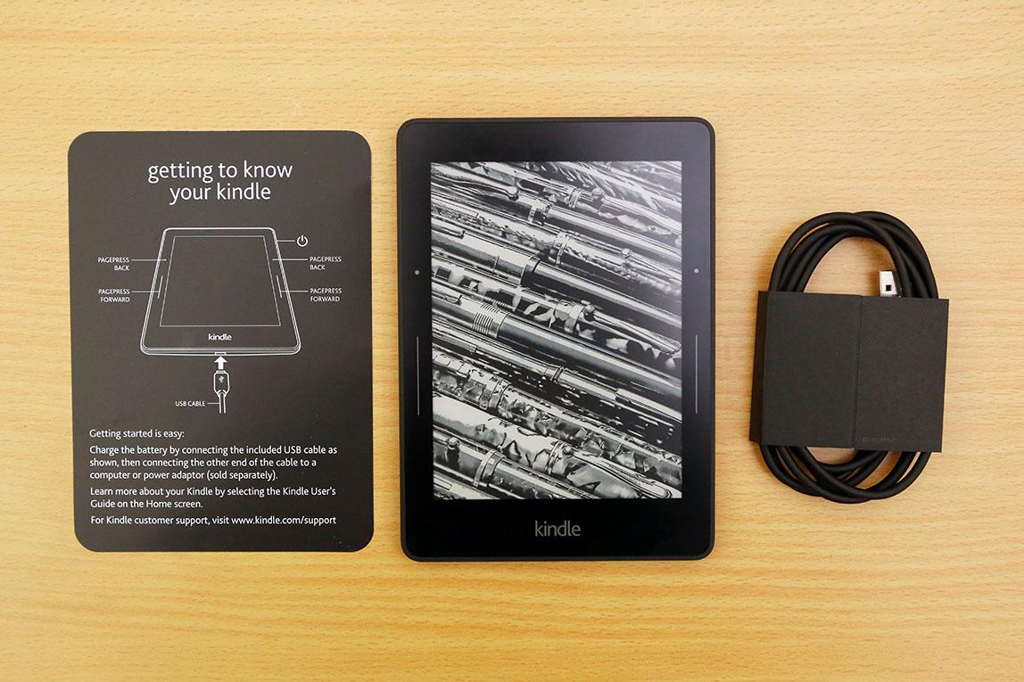Amazon-Kindle-Voyage-Unboxing-1