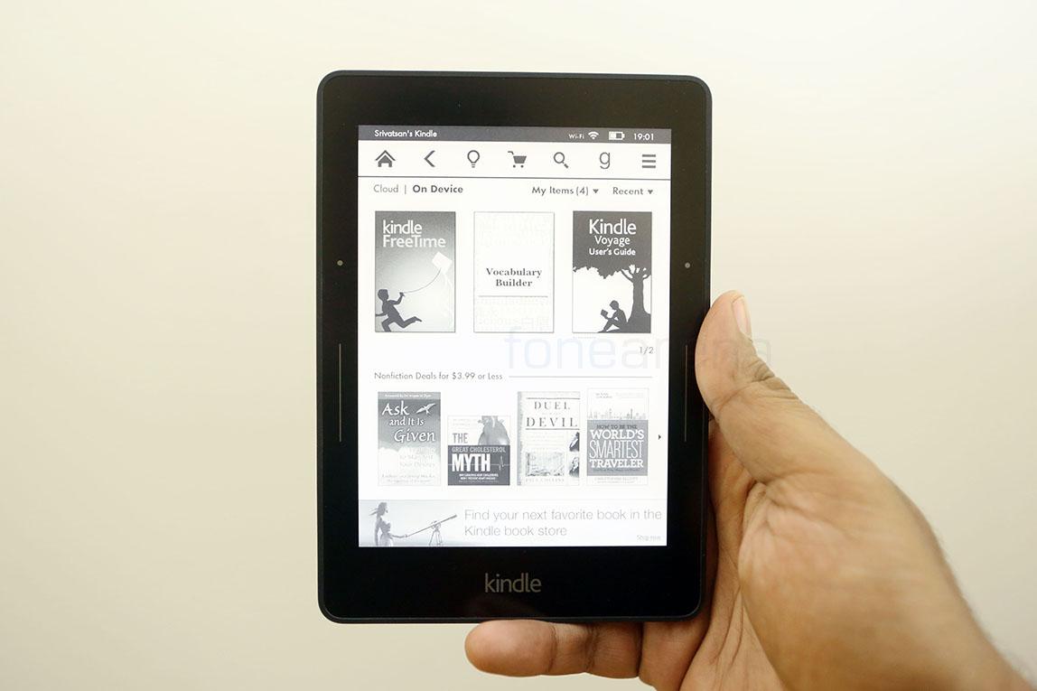 Amazon-Kindle-Voyage-Unboxing-5