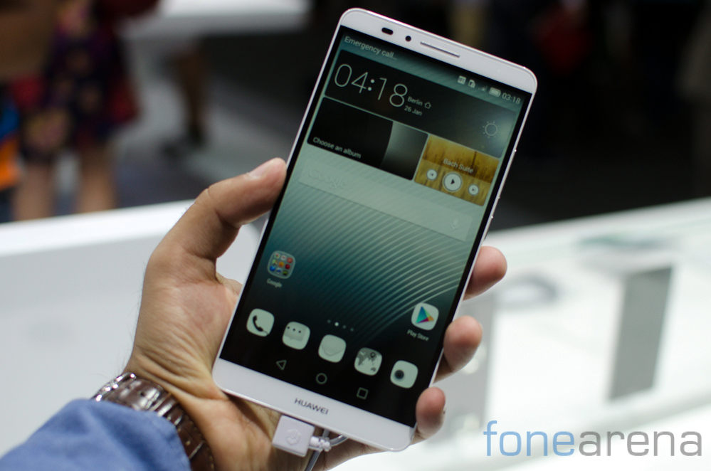 Huawei Ascend Mate 7 Review – enter the challenger