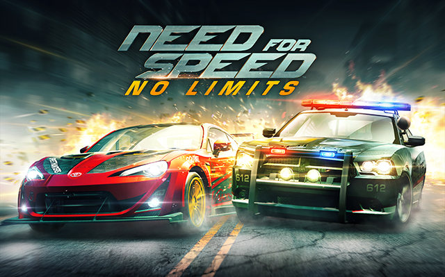 Need for Speed No Limits coming to Android, iPhone and iPad in 2015