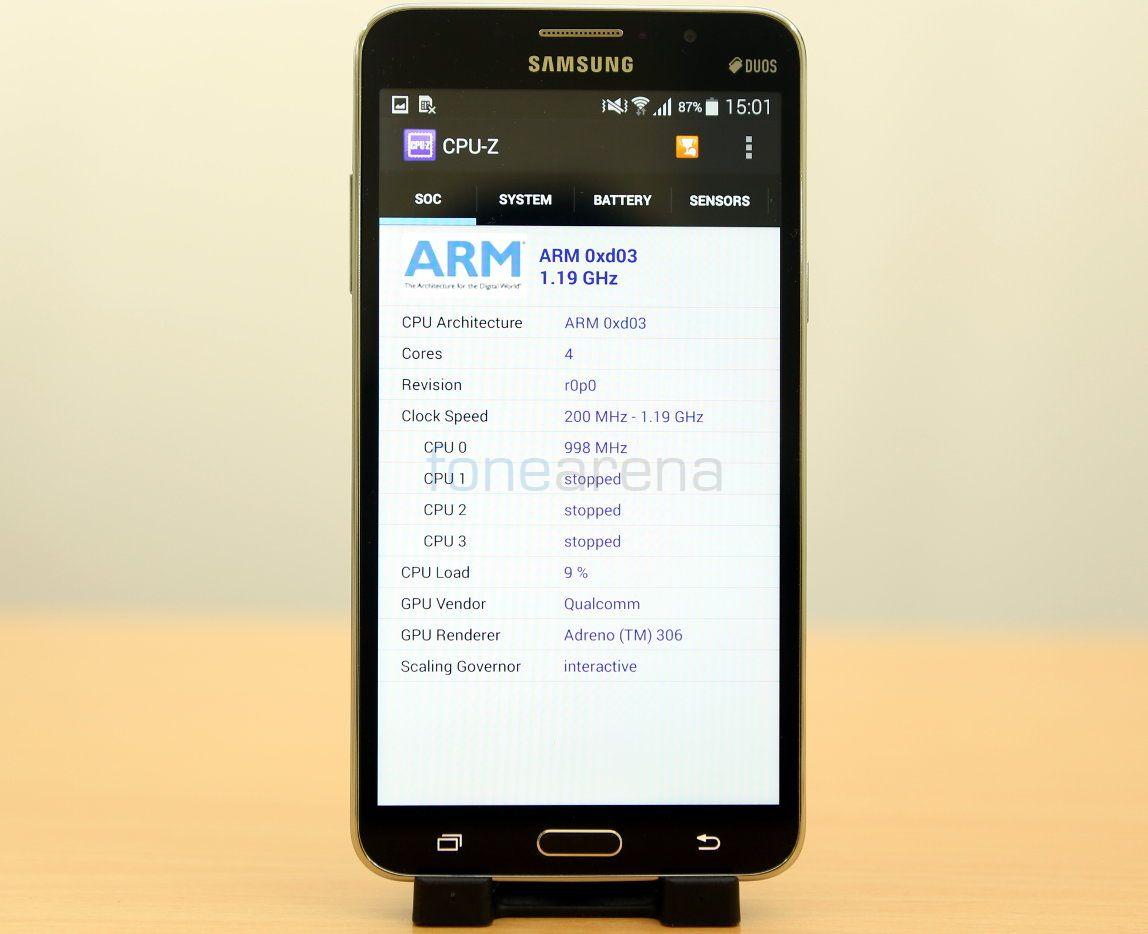 Samsung Galaxy Mega 2 Benchmarks_fonearena