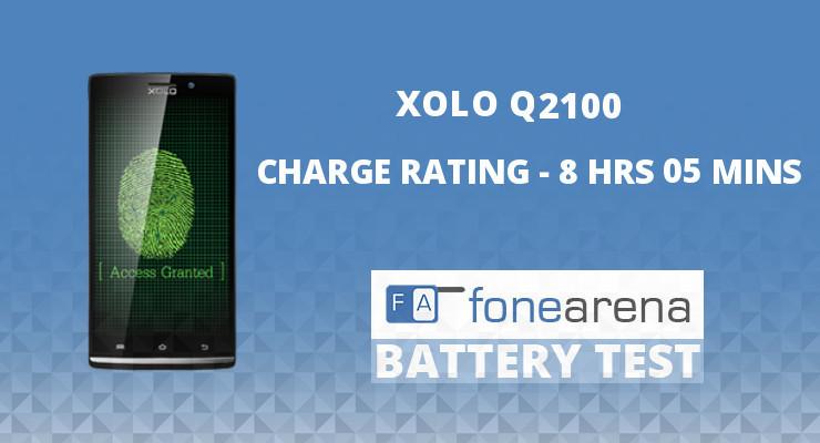 Xolo Q2100 FoneArena Battery Test1