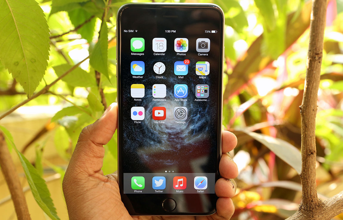 Apple Iphone 6 Plus Review Hp 6s 64gb No Finger Gold