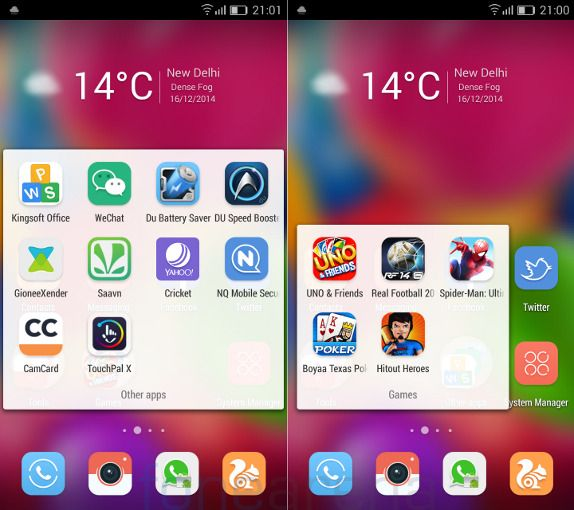 Gionee-Elife-S5.1-Apps