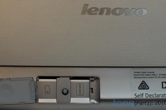 Lenovo Yoga Tablet 2 -9
