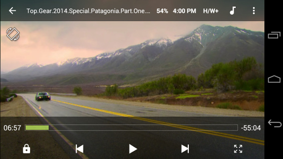MX Player for Android updated with Material Design, New