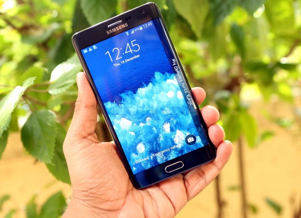 Samsung Galaxy Note Edge Charcoal Black_fonearena-02