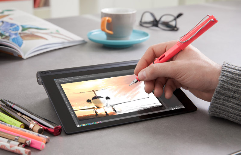 Lenovo Yoga Tablet 2 with AnyPen Technology