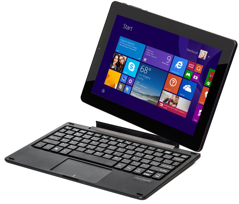 Nextbook 2-in-1 with Windows 8.1