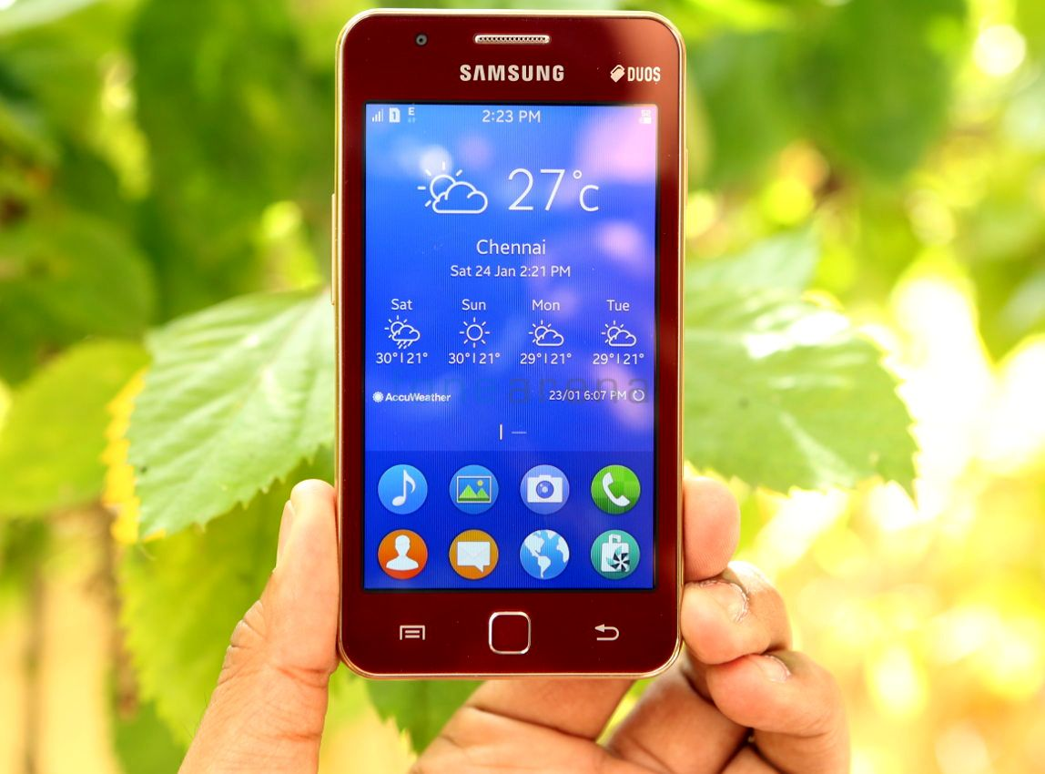 Samsung z1 review ccuart Image collections