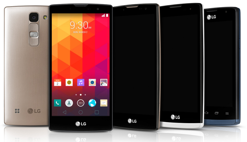 LG Magna Spirit Leon And Joy With Android 50 4G LTE Announced