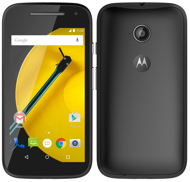 e4de374cecf Motorola Moto E (2nd Gen) with 4.5-inch qHD display, Android 5.0 announced