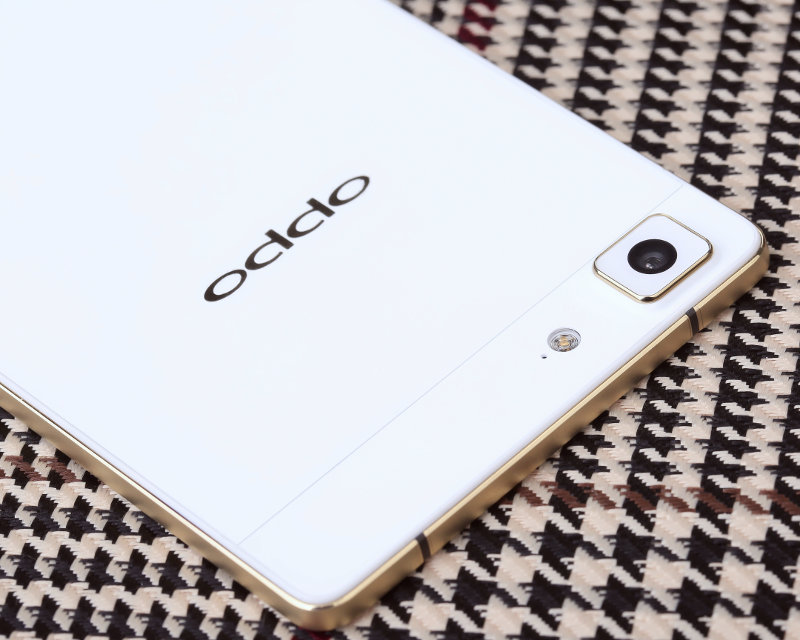 OPPO R5 Limited Gold Edition