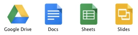 google docs slide drive sheets ui minor redesigns updated getting